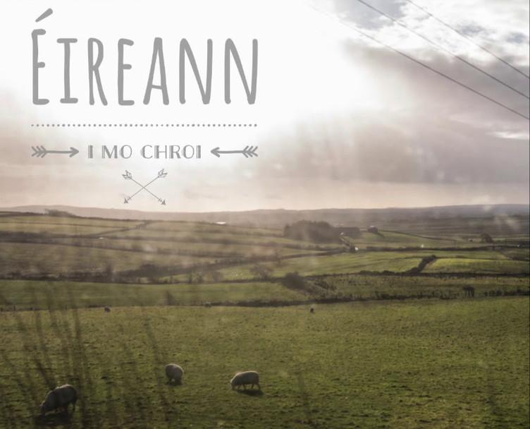 Clare releases her latest single called ''Éireann i mo chroí' (Ireland in my heart)
