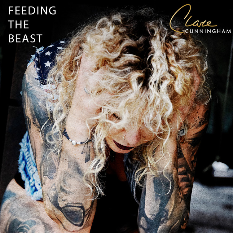 Clare's latest single based on addiction - 'Feeding the Beast'