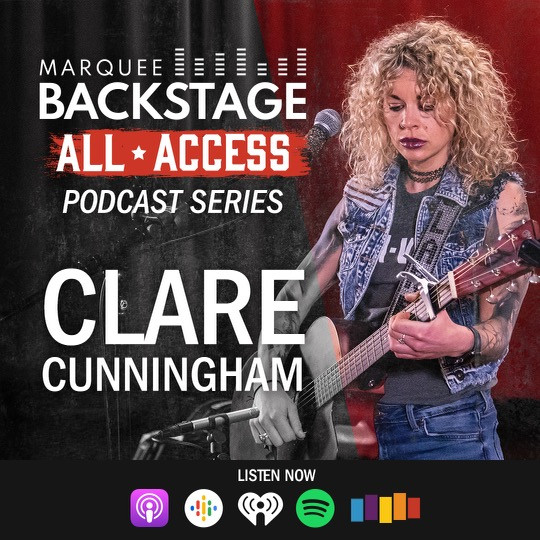 All ACCESS - Full podcast interview with 'Marquee Backstage'