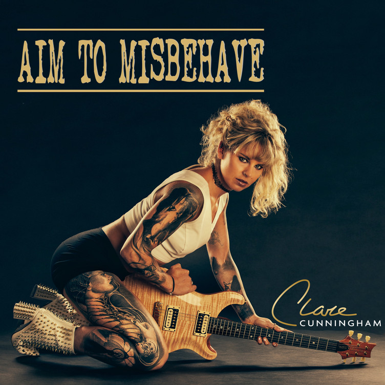 'AIM TO MISBEHAVE' - OUT NOW!!!