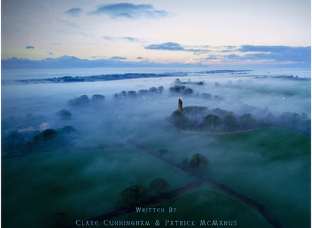 Clare's latest single 'Angel of the Emerald Isle, released December 17th 2019.