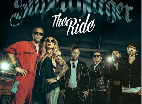 Clare is featured on 'Supercharger's' new single 'THE RIDE'. Official music video out now!!!