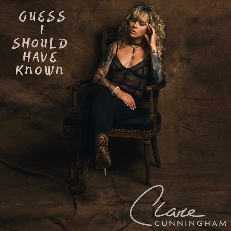 Pre-Save Clare's latest single 'Guess I should have known'