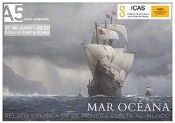 Cartel Magallanes Estrecho estreno