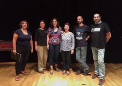 Masterclass con María Espada