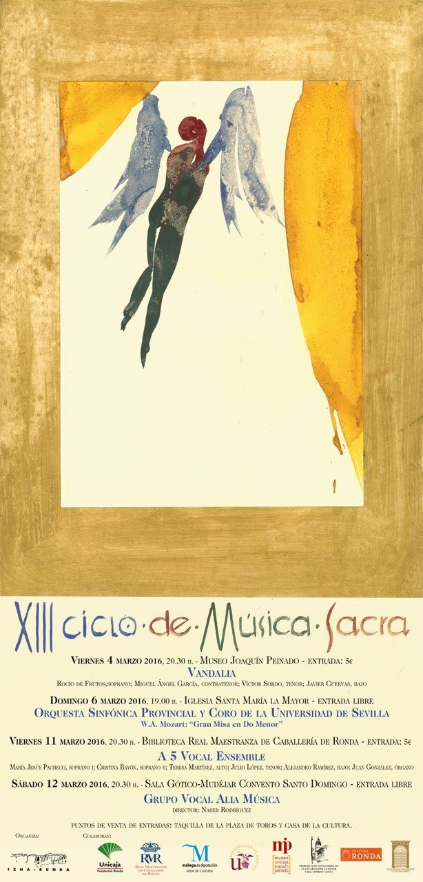 XIII Ciclo de Música Sacra de Ronda