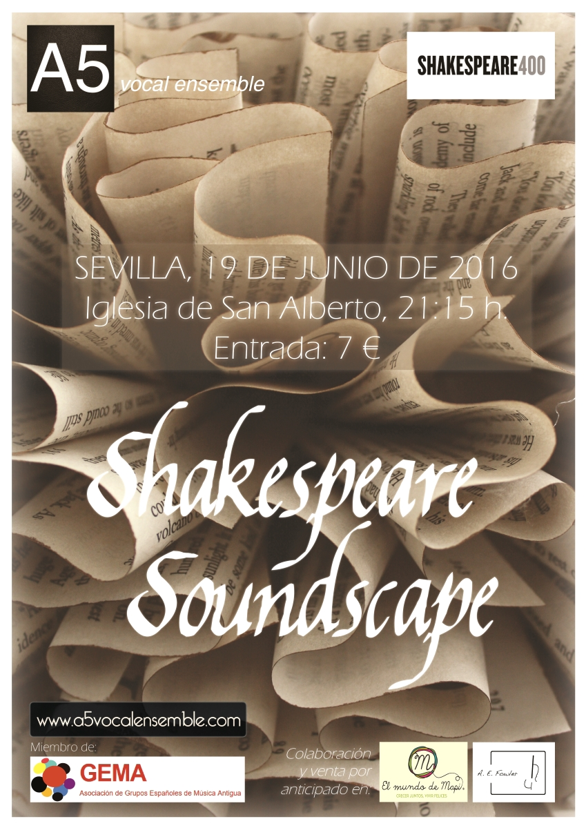 Shakespeare Soundscape