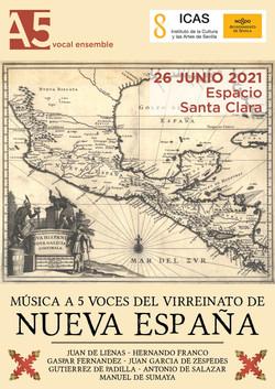 Nueva España estreno