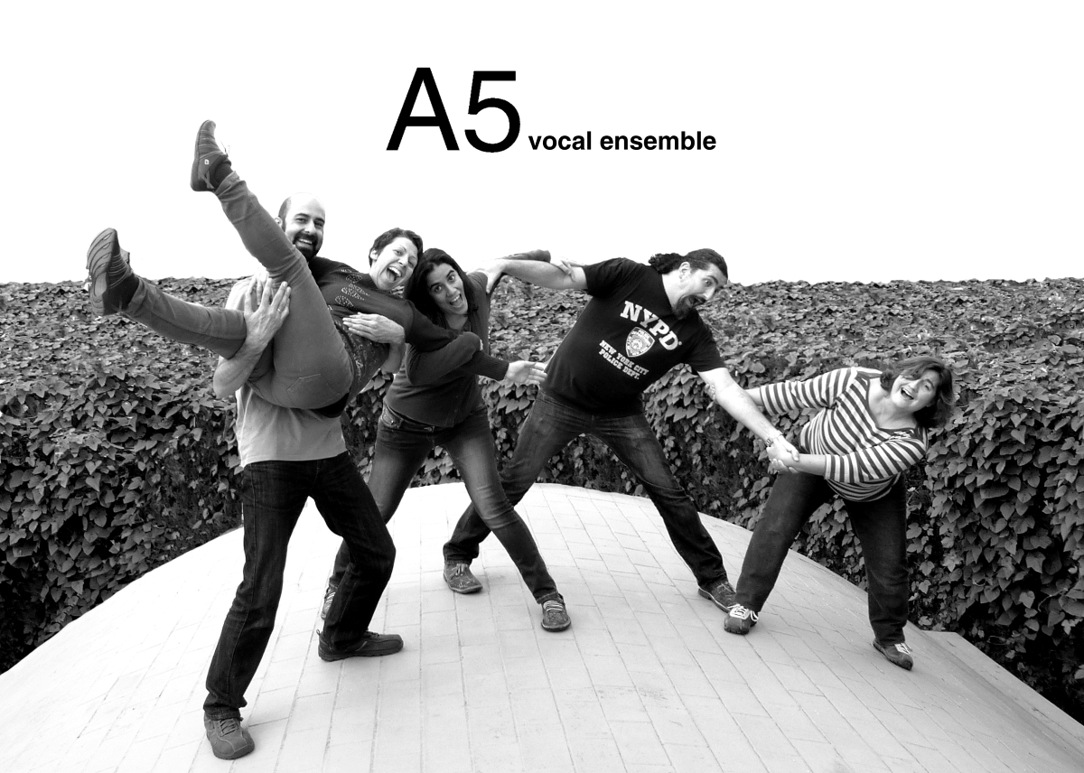A5 vocal ensemble