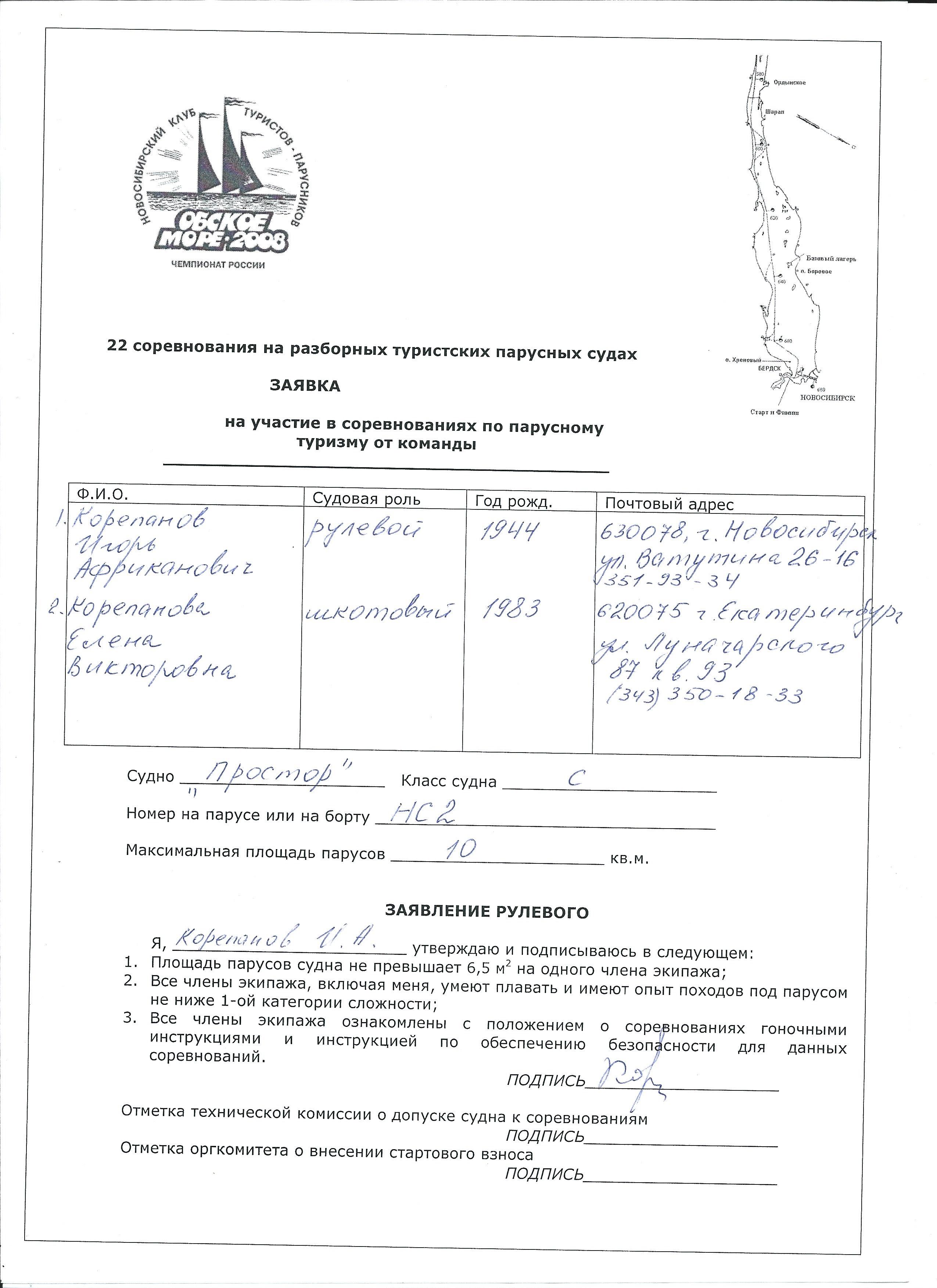 Корепанов И.А.