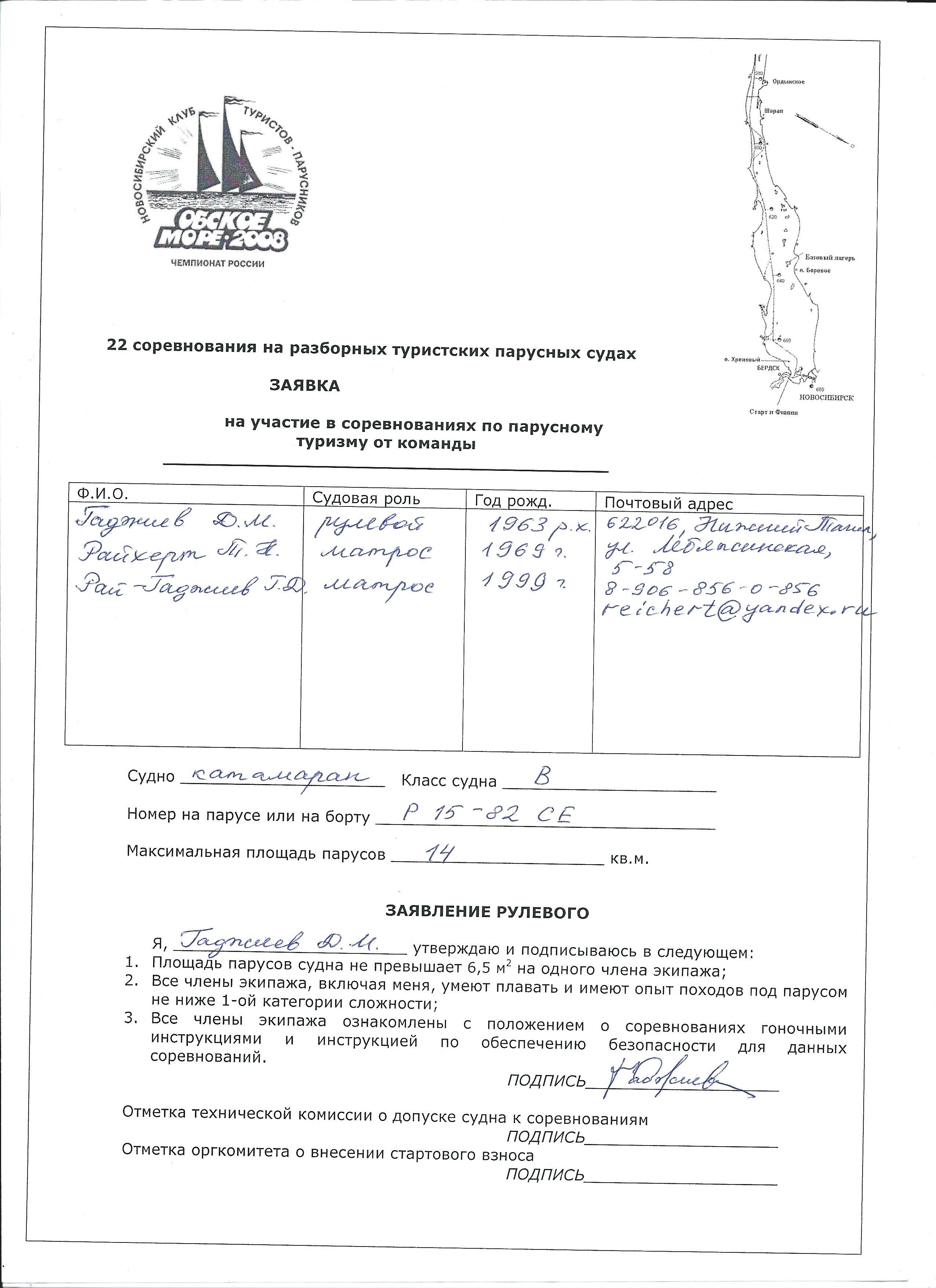 Гаджиев Д.М.