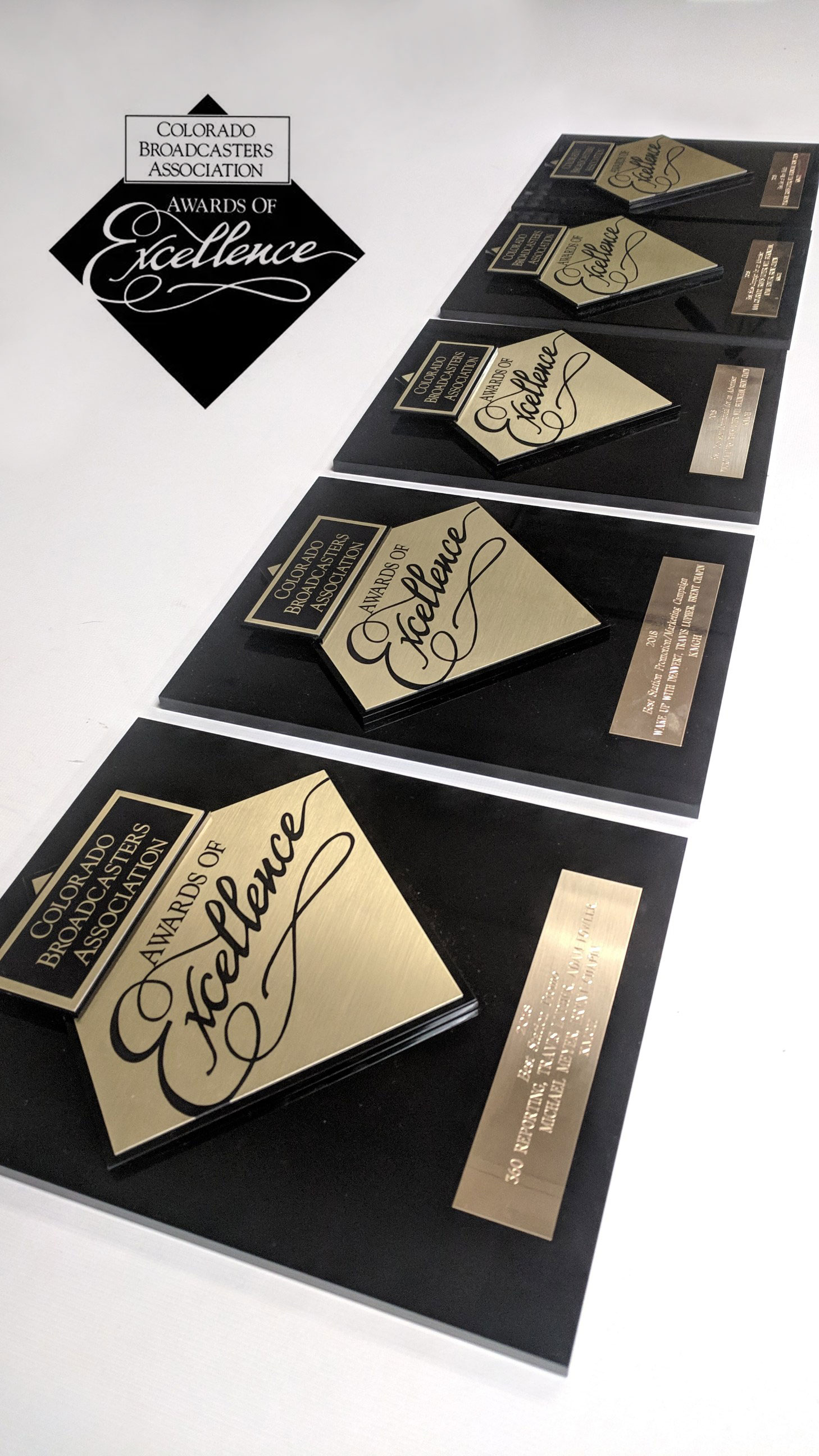 CBA Awards Of Excellence