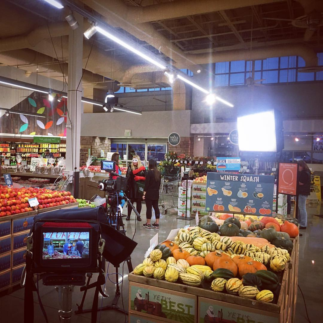Whole Foods Holiday Heroes