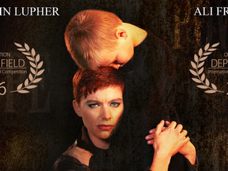 OUR FIRST FILM FESTIVAL SELECTION!!