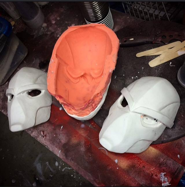 Super Hero Mask Casts