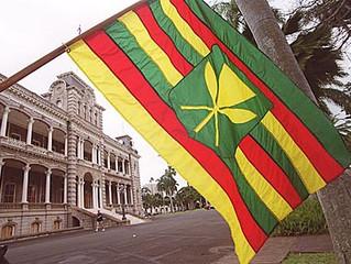 Forward! Imua Kamehameha E'