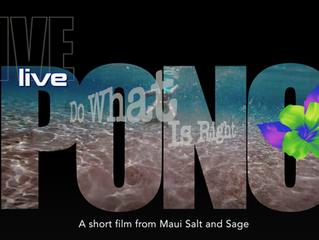 Live Pono: A Prayer For freedom