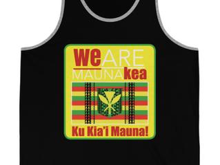 Ocean Dojo Clothing is donating 20% of sales of Mauna Kea items to help save Mauna Kea!