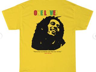 Article: ONE LOVE, Bob Marley