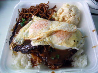 Local Kine Grinds: Loco Moco