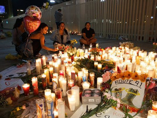 Candle Light Vigil/Prayer for Las Vegas