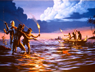 Article: Aloha Ka Manini, Traditional Hawaiian Fishing