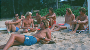 Surfing in the 70s