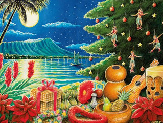 Article: The First Christmas in Hawaii - Mele Kalikimaka