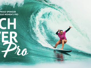"Ultimate Stop on WSL Women's Championship Tour, ""Beach Waver Maui Pro"" at Honolula Bay"