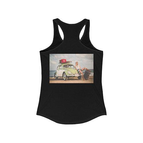 VW-Coca Cola - Women's Ideal Racerback Tank