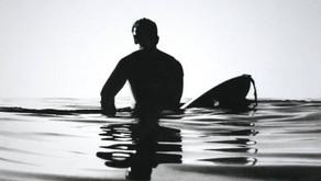 """""""We're surfing man, lighten up."""" A poem."""