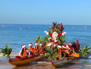 Mele Kalikimaka! Christmas on Maui