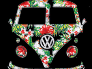 A Gift: FREE Downloadable 11x14 Print of the Aloha Van