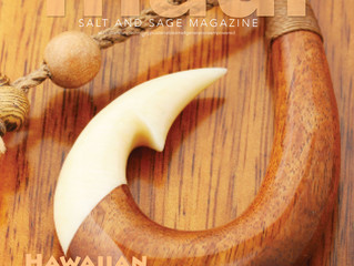 All New Issue of Maui Salt and Sage Magazine