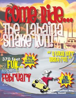 snake run
