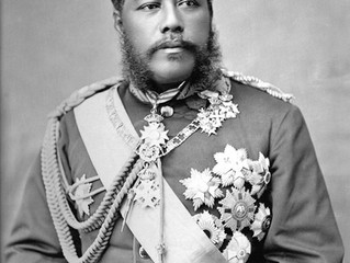 "The ""Merrie Monarch:"" King David Kalakaua"