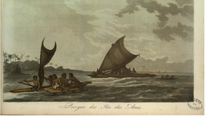 THE HISTORY OF THE OUTRIGGER CANOE