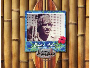 Article, Eddie Aikau: Hawaiian Legend