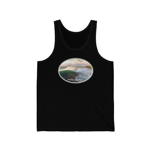 "Salty Zen Clothing ""Honolua"" - Unisex Jersey Tank"