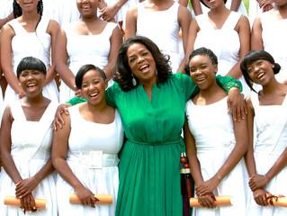 Article: Oprah Winfrey: Angel Network