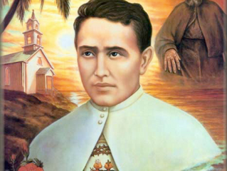 Article: The Making Of A Saint, Father Damien