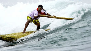 The Origins of Stand Up Paddleboarding