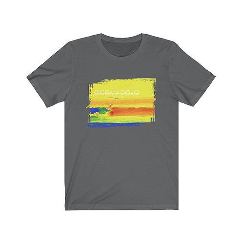 "Ocean Dojo ""Psychedlica' - Unisex Jersey Short Sleeve Tee"