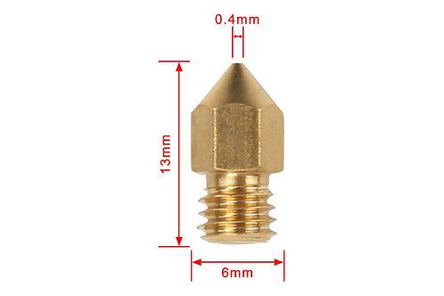 3D E3D Brass Nozzle