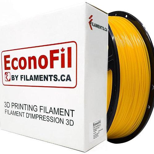 PLA - Yellow - 1.75mm - 1Kg - 3D Printing Filament