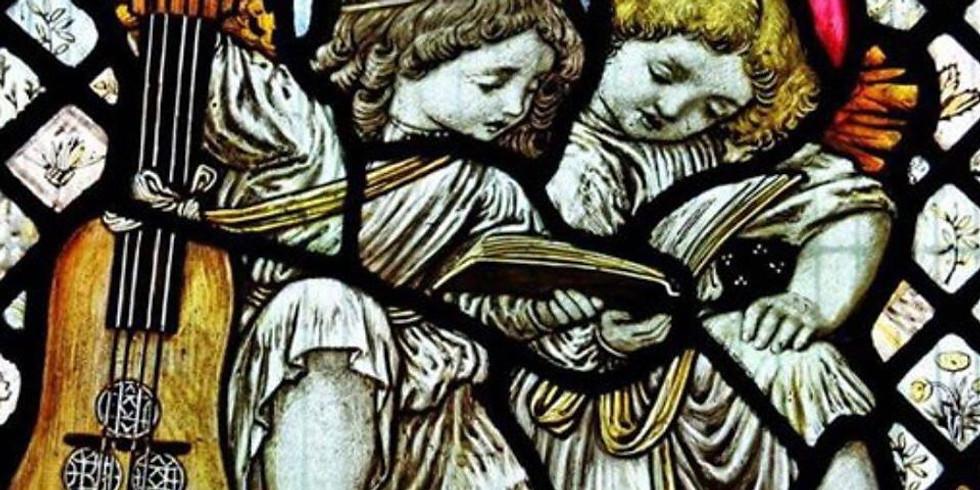 GEANNULEERD Vesper rondom Maria/Annunciatie