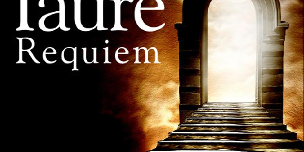 Cappella Amsterdam: Requiem (Fauré)