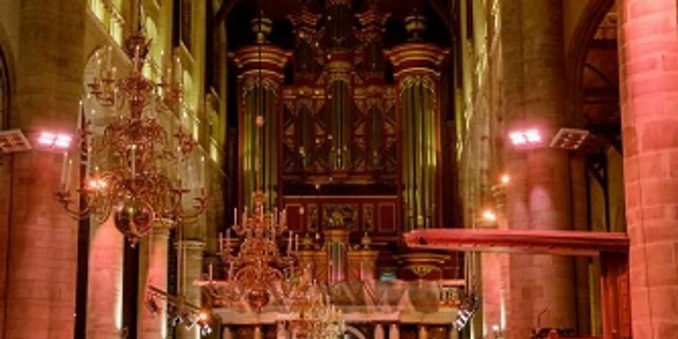 GEANNULEERD Cantatedienst in de Laurenskerk