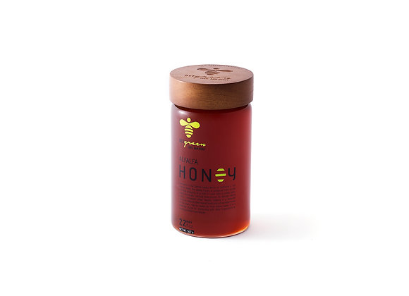 Alfalfa Honey 22 oz