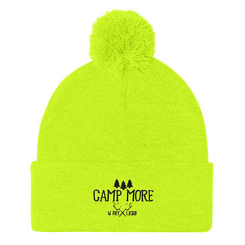 Camp More Pom-Pom Beanie